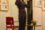 Поэтический концерт Евы-Анастасии в ташкентским  музее Есенина
